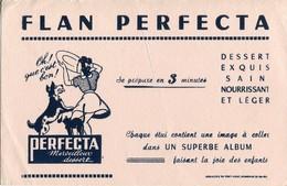 BUVARD Flan PERFECTA - Cake & Candy