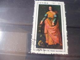 CUBA YVERT N°1519 - Cuba