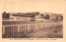 06-MANDELIEU-LES-THERMES- CHAMP DE COURSES- LE PESAGE - Autres Communes