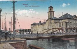 """MEMEL  """" Börse Und Bösenbrücke """" - Lithuania"""