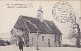 Cachet  Parc D'Artillerie De La 57 ème Division De Service   21 ème Section De Munitions Sur CPA Chapelle D'Ueberstrasse - WW I