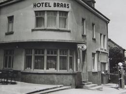 ESCHDORF Luxembourg Cpa Carte Postale - Photo Card Hotel Braas (Ed. Nic. Sibenaler) - Autres