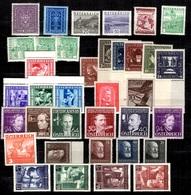 Autriche Belle Petite Collection D'anciens Neufs ** MNH 1916/1951. Bonnes Valeurs. TB. A Saisir! - Austria
