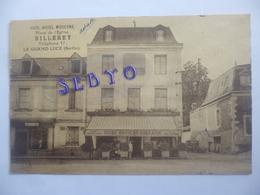 Le Grand Lucé.   Hôtel Moderne Billerey. - Le Grand Luce