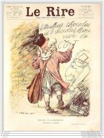 LE RIRE-1920- 98-JOURNAL HUMORISTIQUE-LEANDRE GENTY GERBAULT QUINT ARNAC - Books, Magazines, Comics
