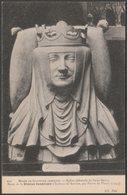 Buste De Isabeau De Bavière, Église Abbatiale De Saint-Denis, C.1910 - Neurdein CPA ND212 - Saint Denis