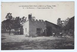 KSAR TYR Forges Et Puits  La Colonisation Francaise   Ses Domaines  .. - Tunisie