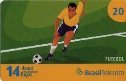 TARJETA TELEFONICA DE BRASIL (FUTBOL, 14 DAQUI..., RS - FUTEBOL, 07/2008). (459) - Brasil