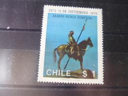 CHILI YVERT N°472 - Chile