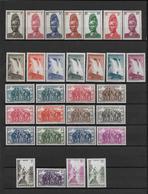 CAMEROUN - YT 162/191 * CHARNIERE PROPRE - COTE = 47 EUR. - Cameroun (1915-1959)