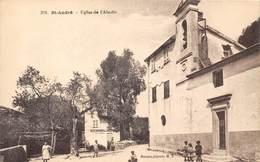 06-SAINT-NADRE- EGLISE DE L'ABUDIE - Autres Communes