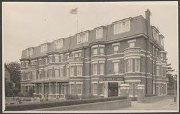 Darley Hall Hotel, Bournemouth, Hampshire, C.1930s - Bailey RP Postcard - Bournemouth (until 1972)