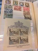Sammlung Vatikan Von 1938-1964 Ungebraucht Fast Komplett Block 1 + 2 Usw (796) - Colecciones