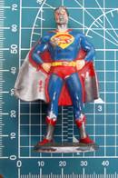 SUPERMAN VINTAGE PLASTICA MORBIDA - Superman