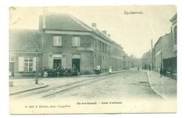 Rijkevorsel - De Wachtzaal - Salle D'attente - Hoelen 1142 - Rijkevorsel