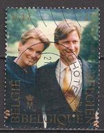 Belgien  (1999)  Mi.Nr.  2907  Gest. / Used  (5bc10) - Belgium