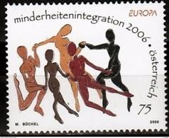 Oostenrijk Europa Cept 2006 Postfris M.n.h. - Europa-CEPT