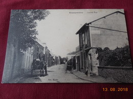CPA - Chennevières - Grande Rue - Chennevieres Sur Marne