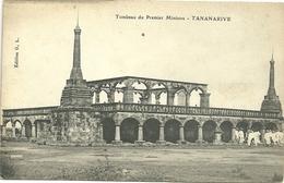 Tananarive : Tombeau Du Premier Ministre - Madagascar