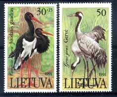 1991 LITUANIA SET MNH ** - Lituania