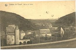 Château De Crupet. Bâti Au 12ème Siècle - Assesse