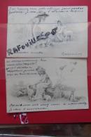 Cp Vienne Femme + Fillette + Mouton + Lapins Lot 2 Cartes - Vienne