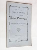 Hochets Préhistoriques Objets En Terre Cuite PAGES-ALLARY CHARVILHAT  1911 Dédicace Rare - Books, Magazines, Comics