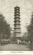 The Pagoda. Kew Garden - England