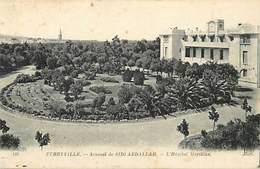 Pays Div : Ref M178- Tunisie - Ferryville - Arsenal De Sidi Abdallah -santé - Hopital Maritime  - Carte Bon Etat  - - Tunisie