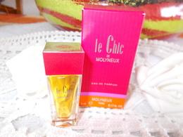 """Miniature Parfum """"""""molineux """"""""le Chic - Miniatures Womens' Fragrances (in Box)"""