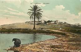 Pays Div : Ref M173- Tunisie - Carthage - Salambo  - Carte Bon Etat - - Tunisie