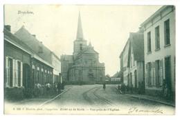 Broechem - Zicht Op De Kerk - Vue Pres De L'Eglise - Hoelen 530 - Ranst
