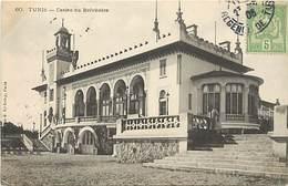 Pays Div : Ref M164- Tunisie - Casinos - Casino Du Belvedere  - Carte Bon Etat - - Tunisie