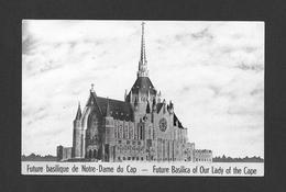 CAP DE LA MADELEINE - TROIS RIVIÈRES - QUÉBEC - CETTE SUPERBE BASILIQUE SERA UN PALAIS ROYAL À LA REINE DU CANADA - Trois-Rivières