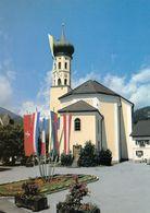 1 AK Österreich / Vorarlberg * Die Pfarrkirche Zum Hl. Jodok In Schruns * - Schruns