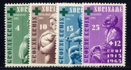 SURINAM, SET, NO.'S B112-B115, MNH - Surinam