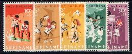 SURINAM, SET, NO.'S B127-B131, MNH - Surinam