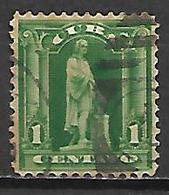 C U B A   -   1899 .  Y&T N° 142 Oblitéré. - Cuba