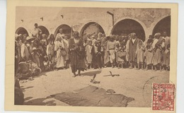 AFRIQUE - ALGERIE - Un Charmeur De Serpents - Algeria