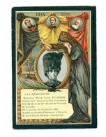 Doodsprenjte Gesneuvelde WO1 - Henri Louis Buchner - 1e Reg Grenadiers - Antwerpen  - Berg - Religion & Esotericism