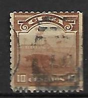 C U B A   -   1899 .  Y&T N° 146 Oblitéré.   Laboureur / Boeufs - Cuba