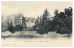 01 Artemare (environs) Chateau D'Antioches à Don (A4p38) - Autres Communes