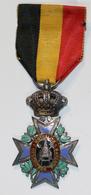 Médaille Belge Associative « Mutualités »_2eme Classe_01_FR-NL - Professionali / Di Società