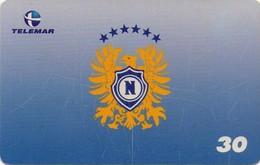 TARJETA TELEFONICA DE BRASIL (FUTBOL, CAMPEONATO AMAZONENSE 2000, NACIONAL FC, 02-07/00). TIRADA 20000 (466) - Brasil