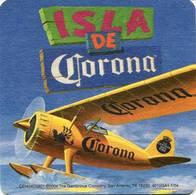 Lote M11, Mexico, Posavaso, Coaster, Corona, Isla De Corona - Beer Mats
