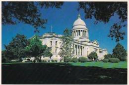 Arkansas Little Rock State Capitol Building - Little Rock