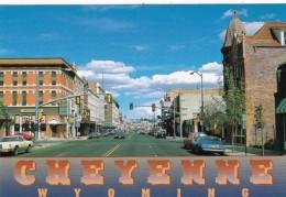 Wyoming Cheyenne Main Street - Cheyenne