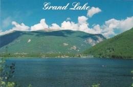 Colorado Rocky Mountain National Park Grand Lake - Rocky Mountains