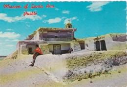 New Mexico The Mission Of Santa Ana Pueblo - United States