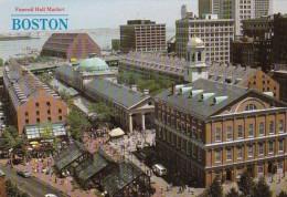 Massachusetts Boston Faneuil Hall Market - Boston
